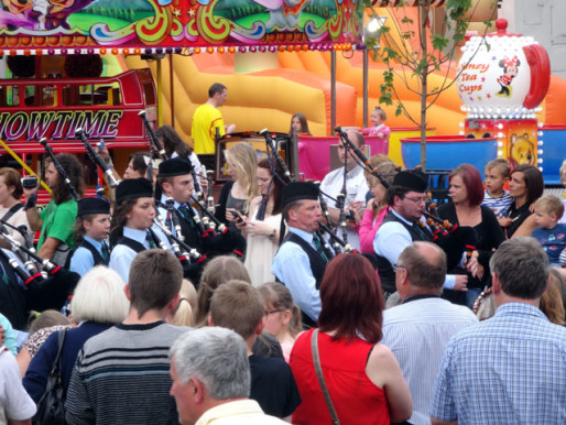 Event-pipe band