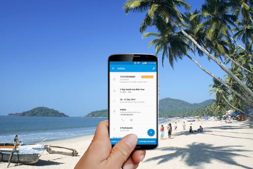 Tour operator app