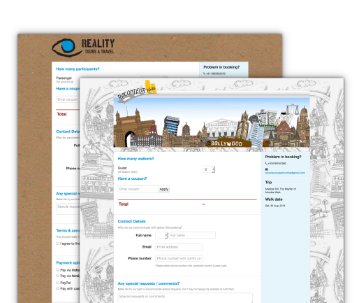 Online Booking Software for Tour Operators