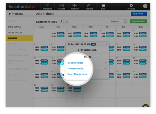 Event Booking Software for your Business