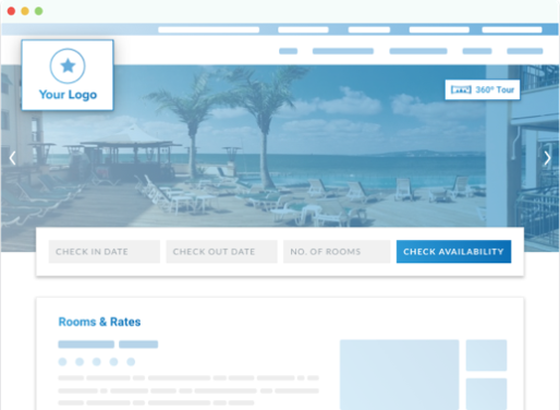 Hotel Website Builder