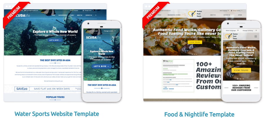 Travel Website Templates Vacation Labs (1)