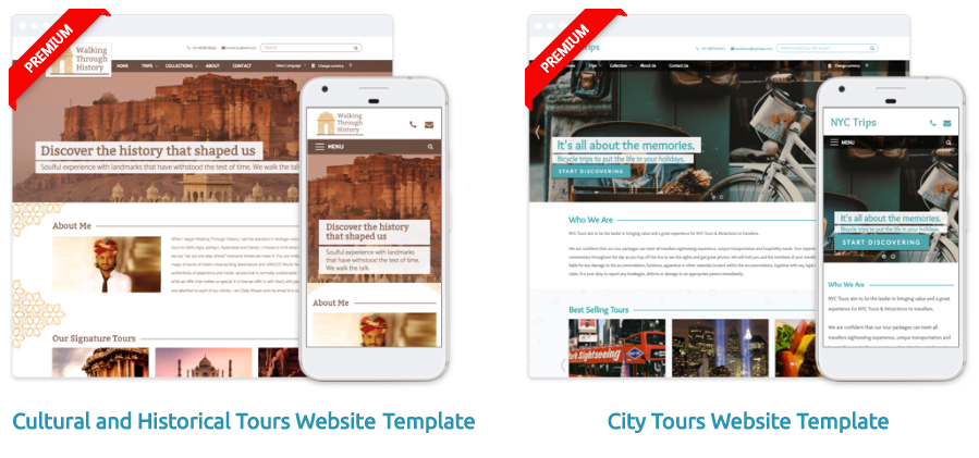 Travel Website Templates Vacation Labs