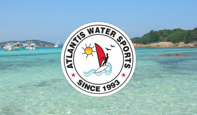 Beach Logo-Atlantis Watersports