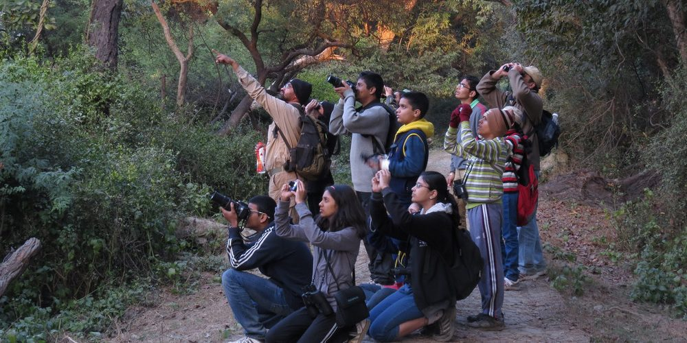 Birding with experts is a great way to know our natural surroundings - FoliageOutdoors